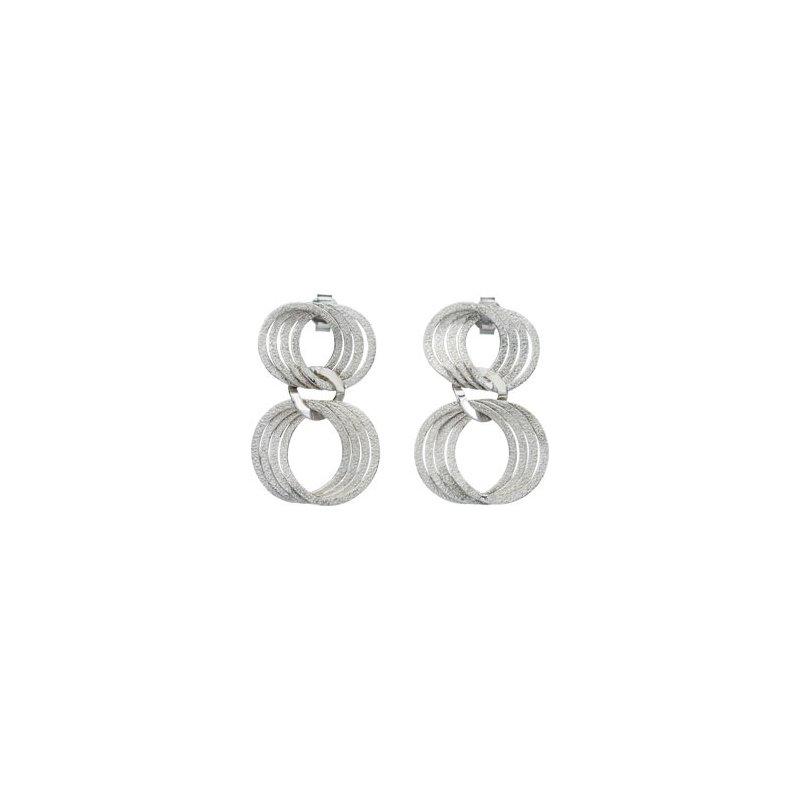 Holiday Ideas Sterling Silver Fashion Earrings w/backs