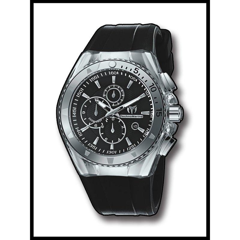 TechnoMarine TechnoMarine Watch Cruise Original-45mm Black