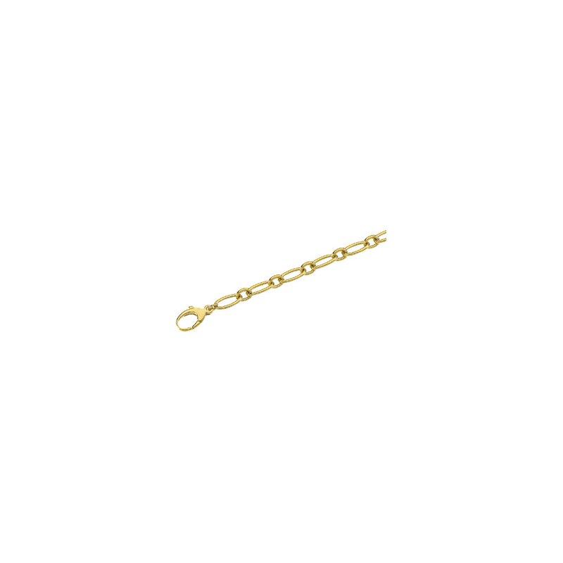 Ladies' Jewelry Oval Link Bracelet