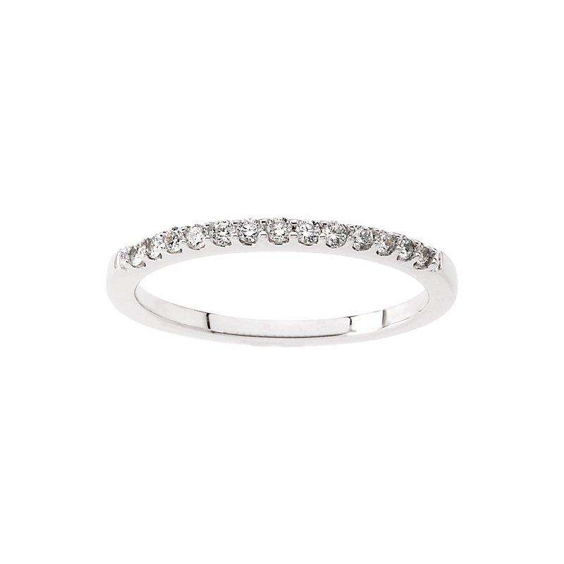 Susan Eisen Diamond Band Ring