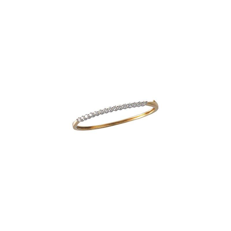 Holiday Ideas 2 1/8 ct tw Diamond Bangle Bracelet