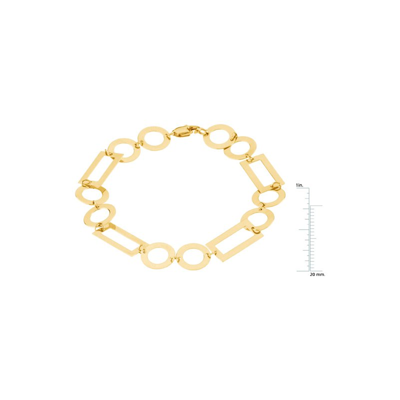 Ladies' Jewelry Geometric Bracelet