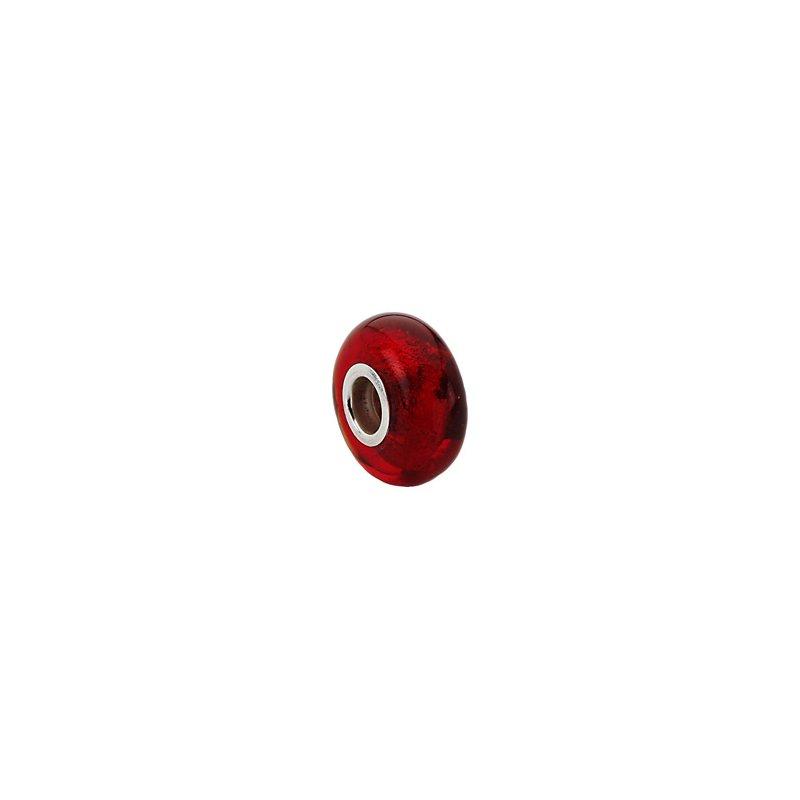 Holiday Ideas Kera Red Murano Glass Bead