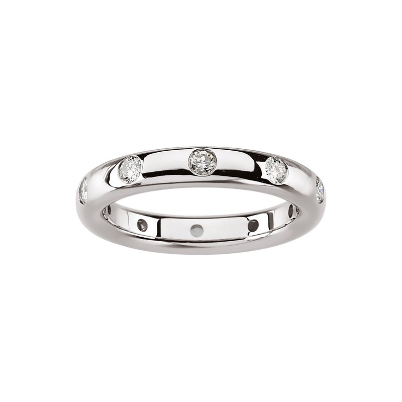 Ladies' Jewelry Diamond Band Ring