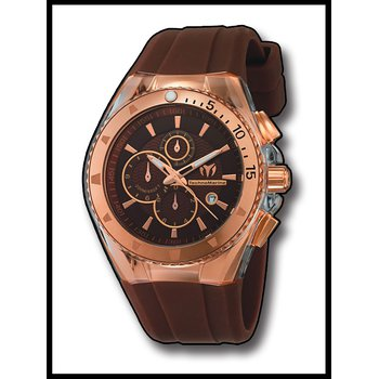 TechnoMarine Watch Cruise Star-Chocolate