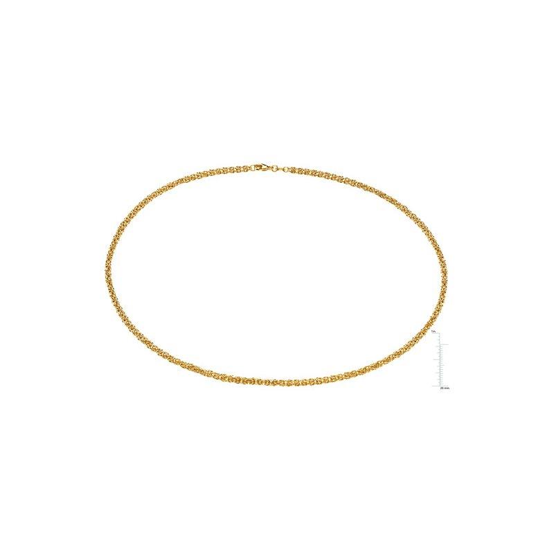 Ladies' Jewelry Solid Byzantine Chain