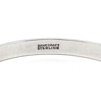 Vintage  American sterling silver bracelet