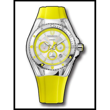 TechnoMarine Watch Cruise Lipstick-Lime