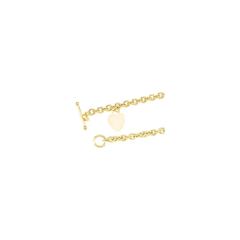 Ladies' Jewelry Heart Bracelet
