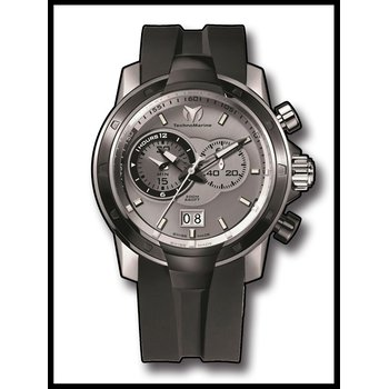 TechnoMarine UF6 Chronograph SMALL SECOND - Grey
