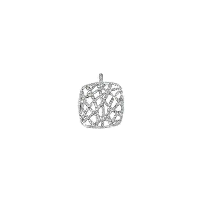 Holiday Ideas 1 1/2 ct tw Diamond Pendant
