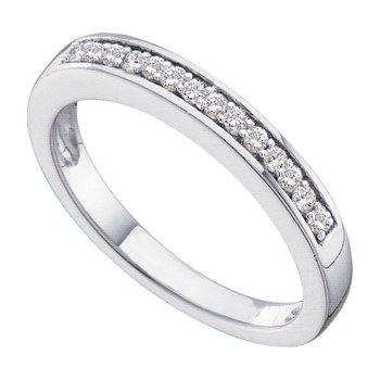 1/5 ct tw Diamond Wedding Band