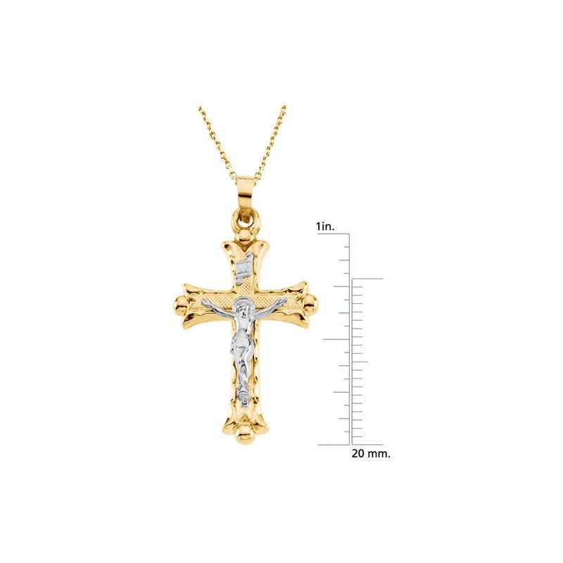Religious Jewelry Crucifix Pendant