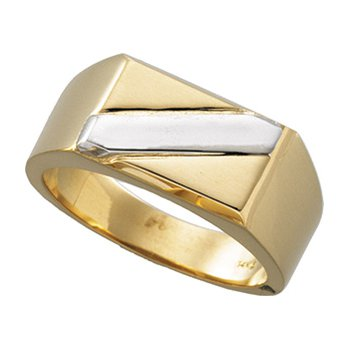 Two Tone Men's Band