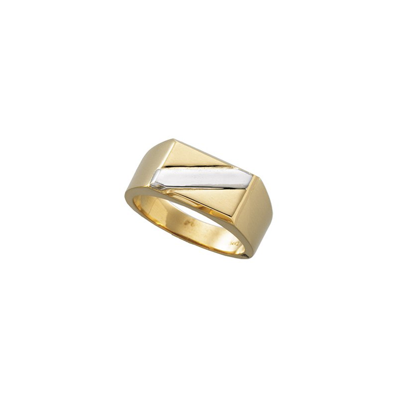 Holiday Ideas Two Tone Men's Band