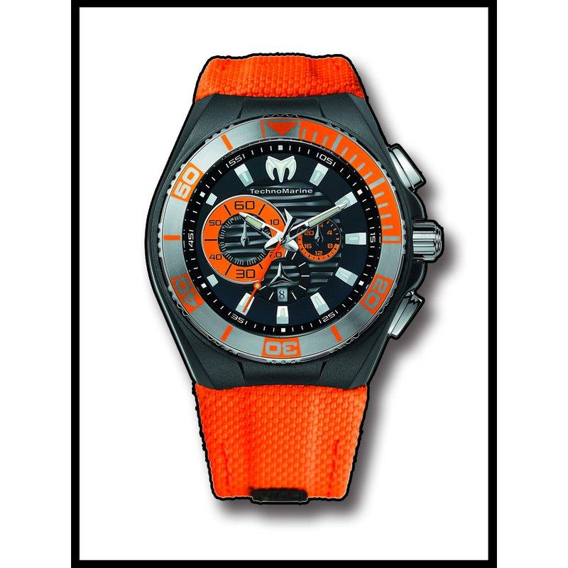 TechnoMarine TechnoMarine Watch Cruise Locker Orange