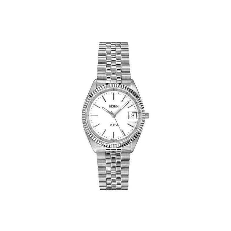 Eisen Watches Eisen Lady's Stainless Steel Quartz Wrist Watch