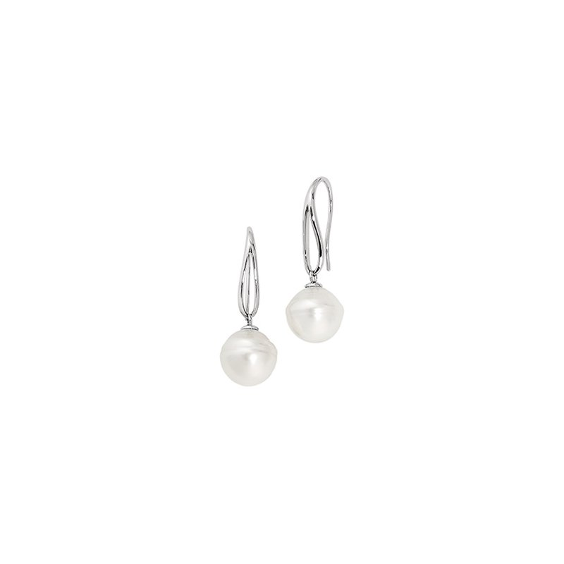 Ladies' Jewelry South Sea Cultured Pearl Earrings