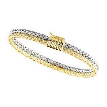 Basket Weave Bracelet