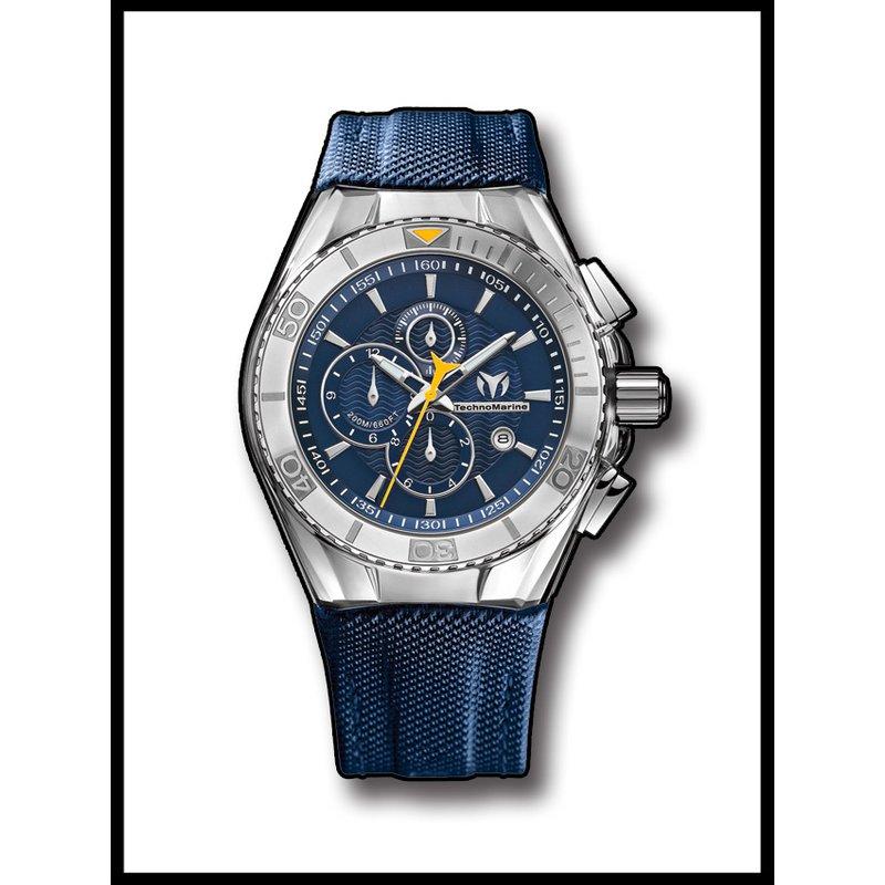 TechnoMarine TechnoMarine Watch Cruise Original -Navy Blue