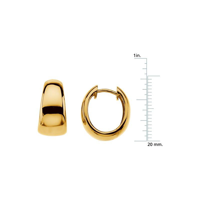 Ladies' Jewelry Hinged Earrings
