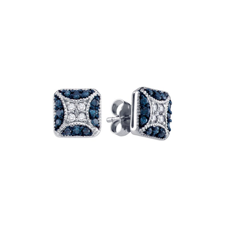 Valentine Gift Ideas Diamond Fashion Earrings