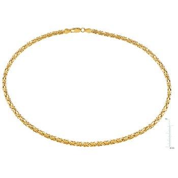 Square Byzantine Chain