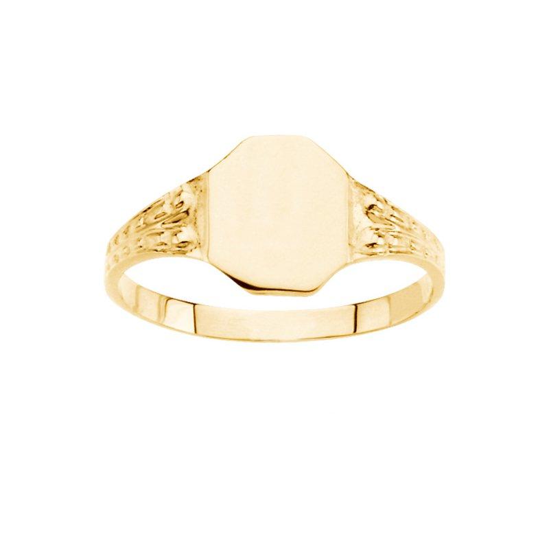 Children's Jewelry Children's Filigree Signet Ring