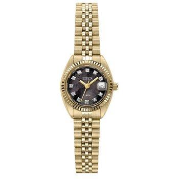 Eisen Lady's Gold Tone Quartz Wrist Watch