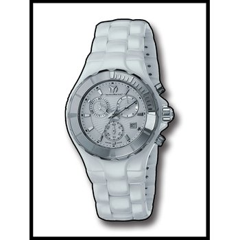 TechnoMarine Watch Ceramic 40mm White