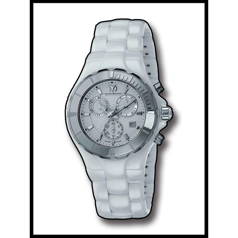 TechnoMarine TechnoMarine Watch Ceramic 40mm White