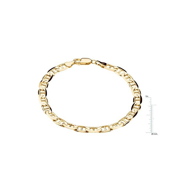 Men's Jewelry Anchor Chain Bracelet
