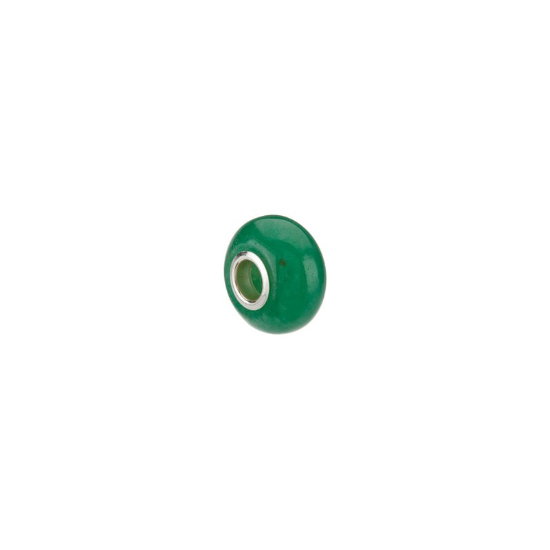 Holiday Ideas Kera Green Aventurine Natural Stone Bead