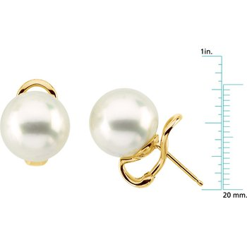 Paspaley South Sea Cultured Pearl Earrings