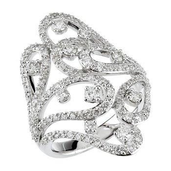 1 1/4 ct tw Diamond Ring