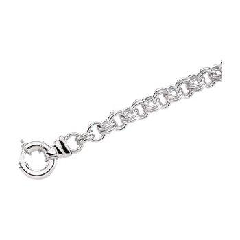 Double Cable Bracelet