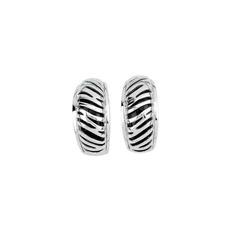 Holiday Ideas Genuine Onyx Earrings