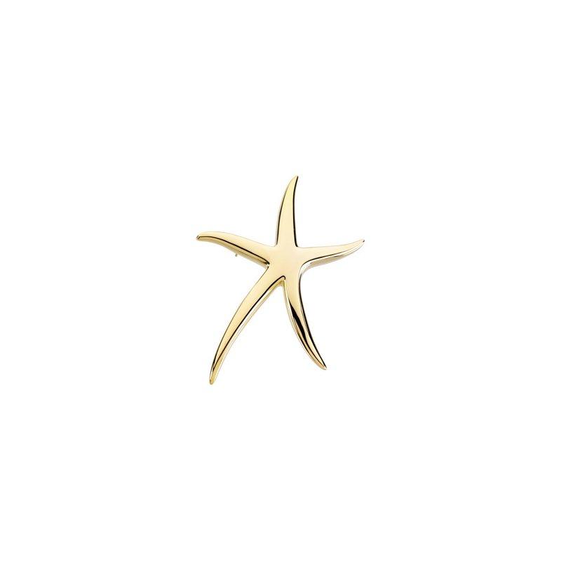 Ladies' Jewelry Starfish Brooch pendant