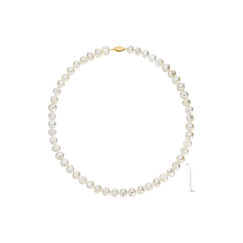 Ladies' Jewelry Freshwater Cultured Pearl Strand