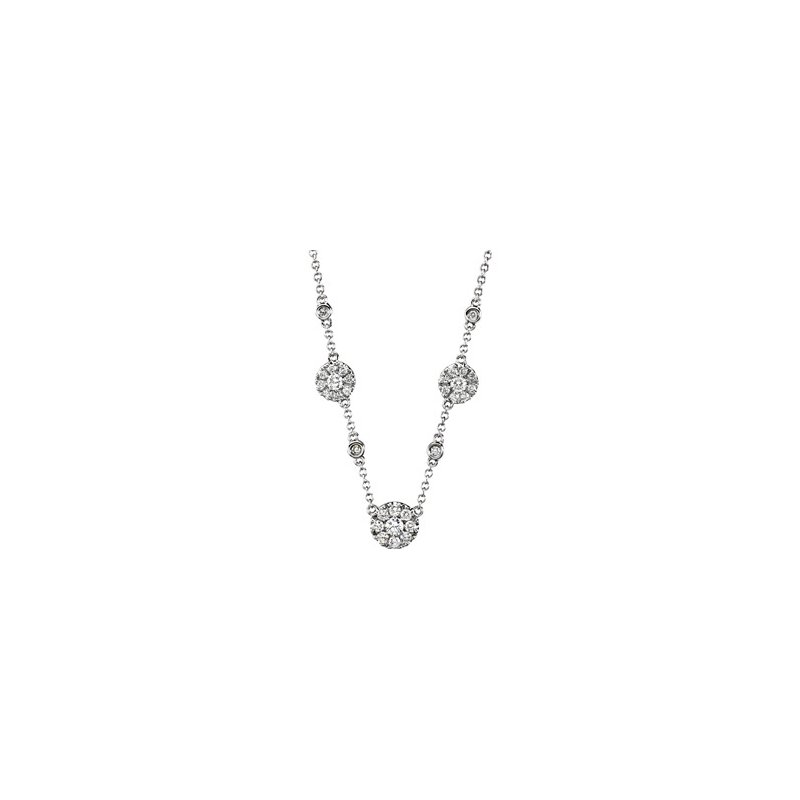 Holiday Ideas 1/2 ct tw Diamond Necklace