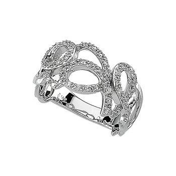 3/8 ct tw Diamond Ring