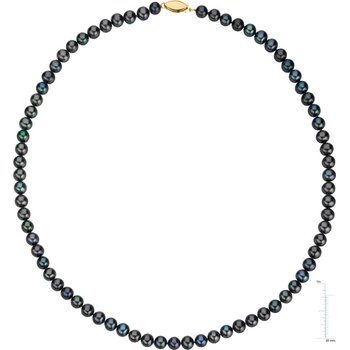 18-inch Freshwater Black Cultured Pearl Strand