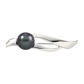 Tahitian Cultured Pearl Brooch