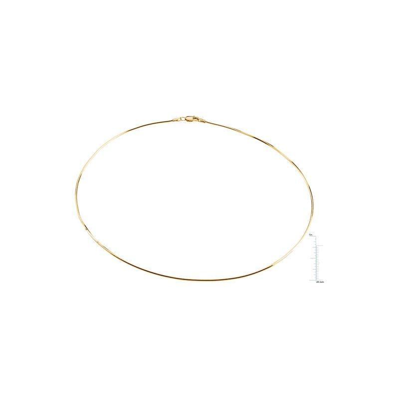Ladies' Jewelry Diamond-Cut Snake Chain