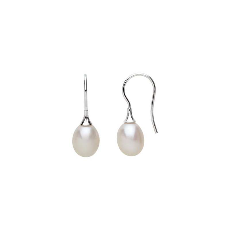 Holiday Ideas Freshwater Pearl Earrings