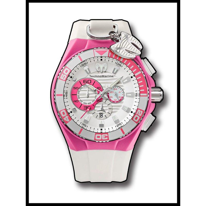 TechnoMarine Techno Marine Watch Cruise Locker Pink