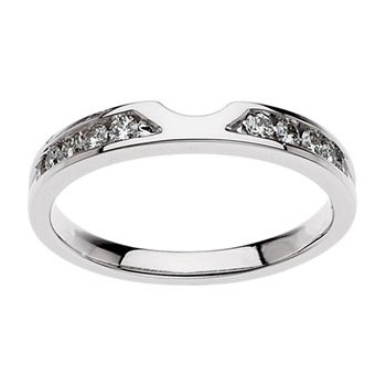 1/4 ct tw Diamond Wedding Band