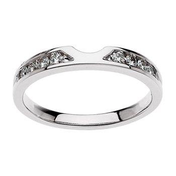 1/4 ct tw Diamond Wedding Band