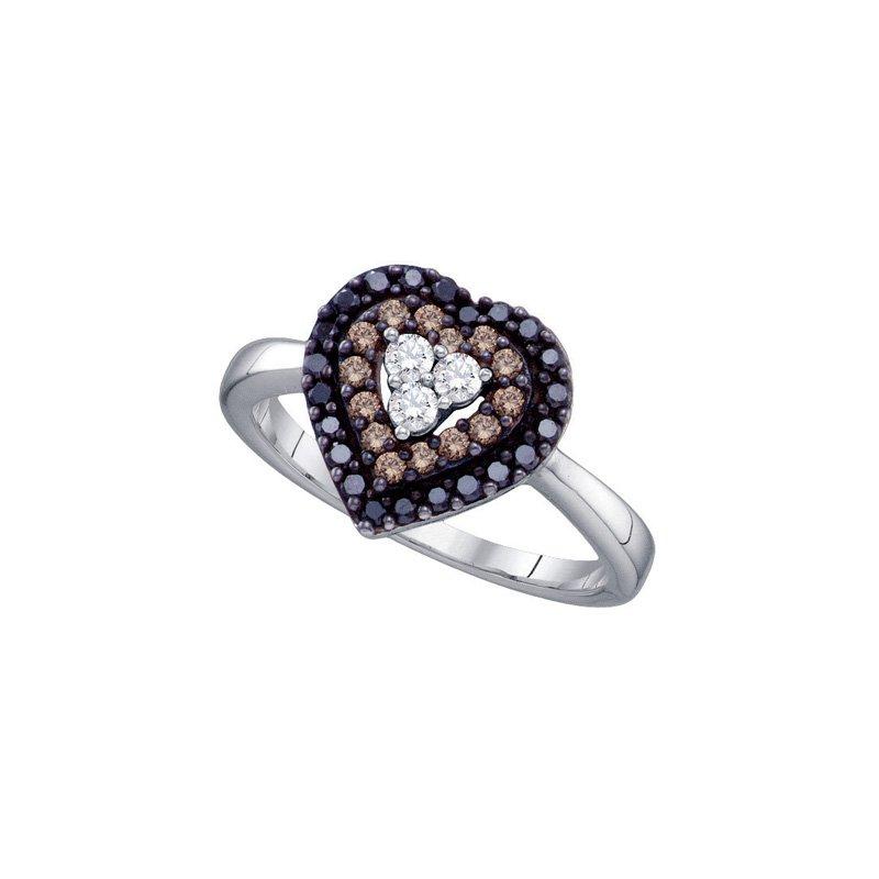 Valentine Gift Ideas Diamond Heart Ring