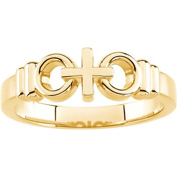 Joined by Christ Ring - Sizes 2-8 1/2